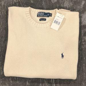 NWT Polo Ralph Lauren sweater